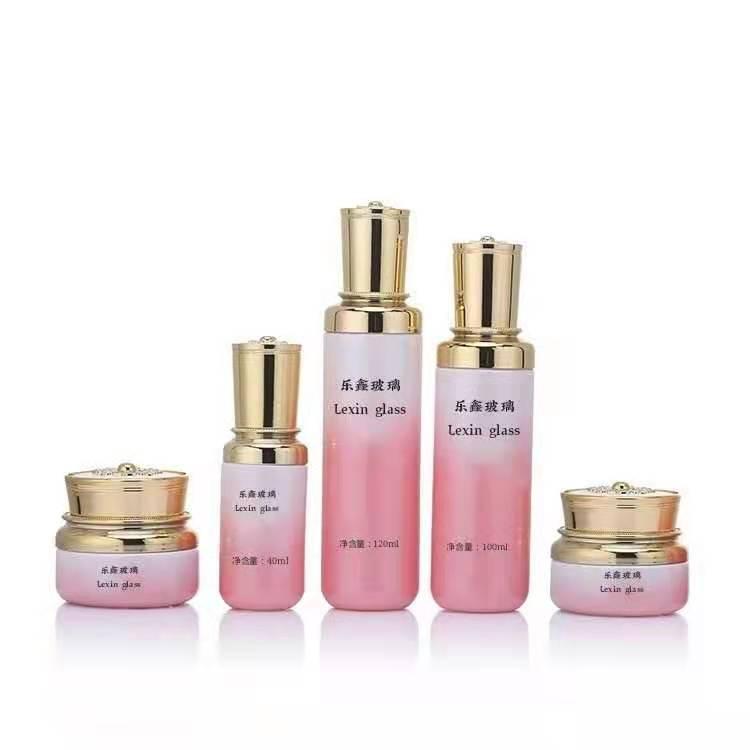 河源化妆品套装瓶价格,河源化妆品护肤瓶联系方式