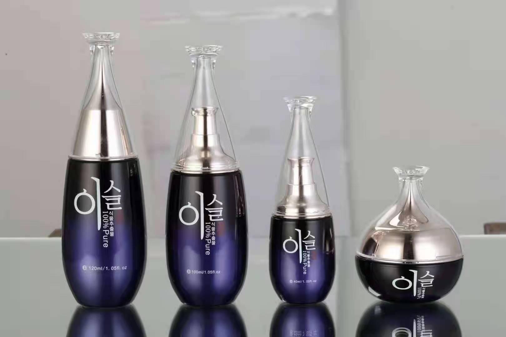 河源化妆品套装瓶公司